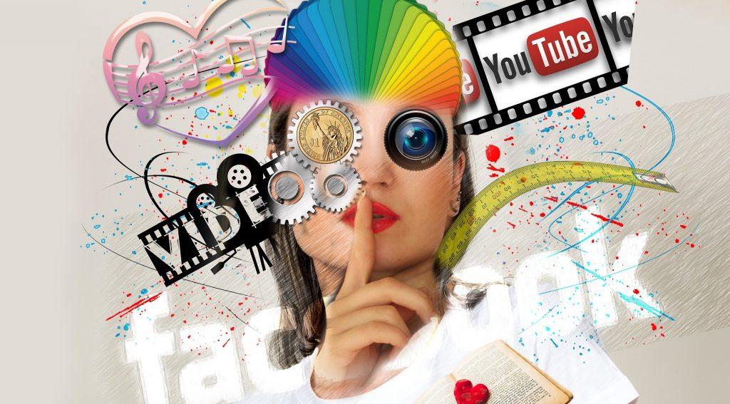 Promowanie się w Social Mediach — darmowy
