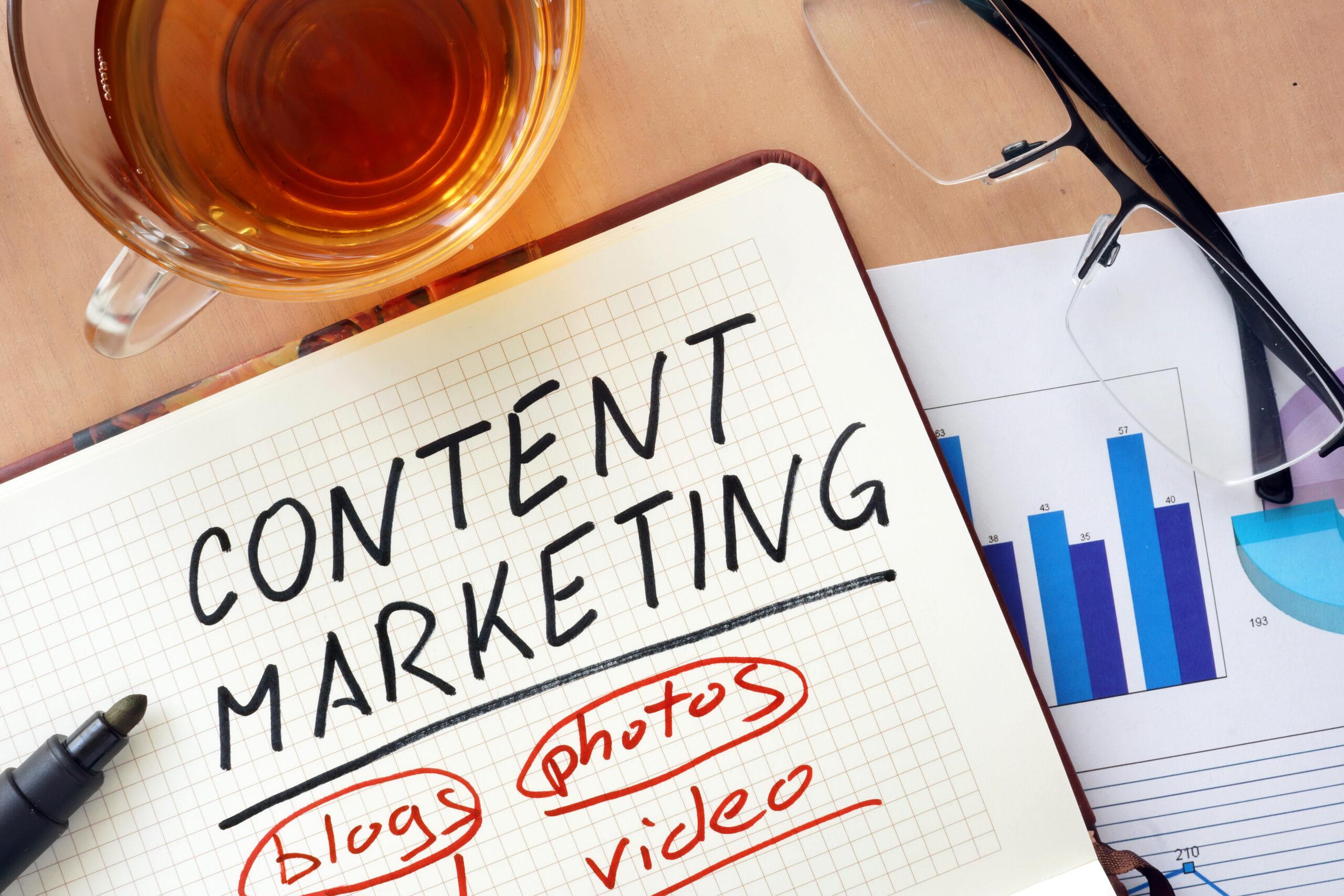 Content marketing - co to jest, jak pisać i czy warto?